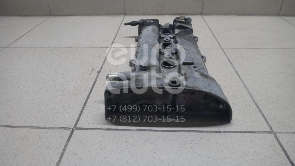 Крышка головки блока (клапанная) для Hyundai,Kia Santa Fe (SM)/ Santa Fe Classic 2000-2012;Coupe (GK) 2002-2009;Sonata IV (EF)/ Sonata Tagaz 2001-2012;Tucson 2004-2010;Sportage 2004-2010;Opirus 2003-2010;Trajet 2000-2009 - Фото №1