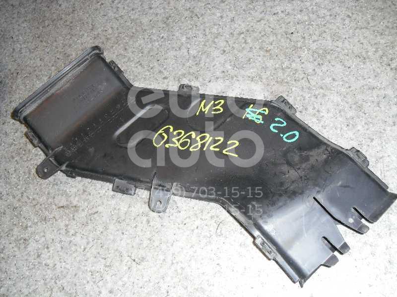 Воздухозаборник (наружный) для Mazda Mazda 3 (BK) 2002-2009 - Фото №1