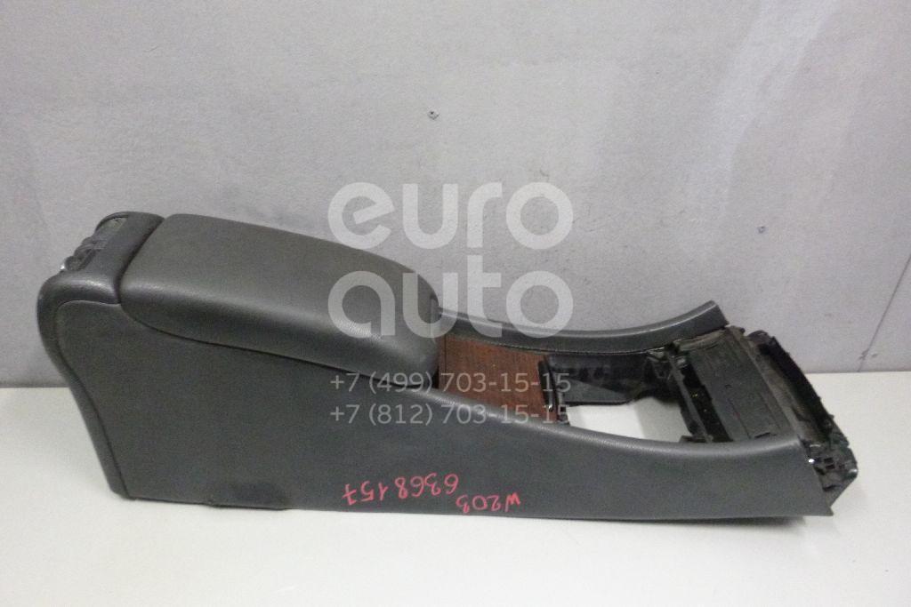 Консоль для Mercedes Benz W203 2000-2006 - Фото №1