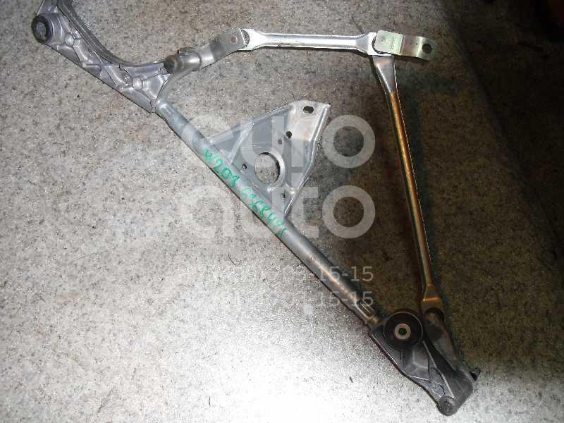 Трапеция стеклоочистителей для Mercedes Benz W203 2000-2006 - Фото №1