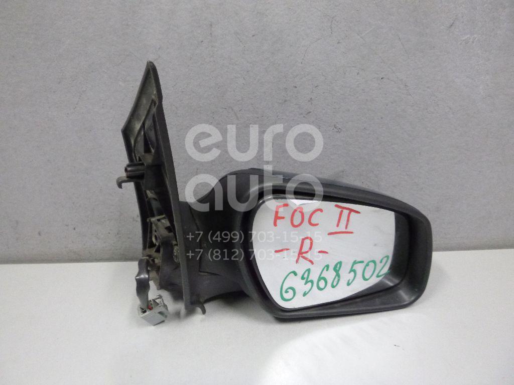 Зеркало правое электрическое для Ford Focus II 2005-2008 - Фото №1