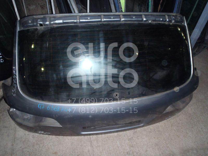 Дверь багажника со стеклом для AUDI Q7 [4L] 2005-2015 - Фото №1