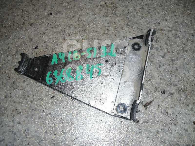 Направляющая заднего бампера левая для Audi A4 [B5] 1994-2000 - Фото №1