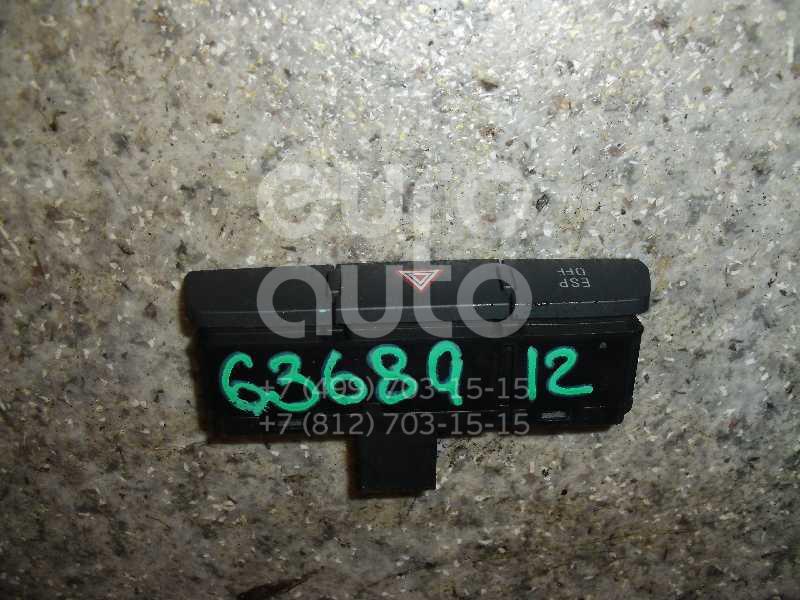 Кнопка аварийной сигнализации для AUDI Q7 [4L] 2005-2015 - Фото №1