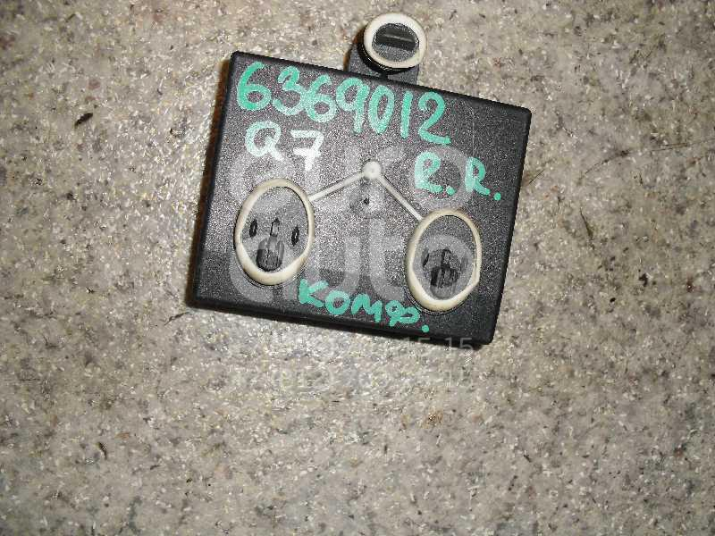 Блок комфорта для AUDI Q7 [4L] 2005-2015 - Фото №1