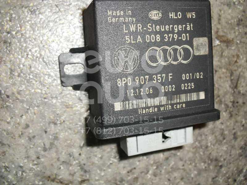 Блок электронный для Audi Q7 [4L] 2005-2015;A6 [C6,4F] 2005-2011;A3 [8PA] Sportback 2004-2013;A4 [B7] 2005-2007;TT(8J) 2006-2015 - Фото №1
