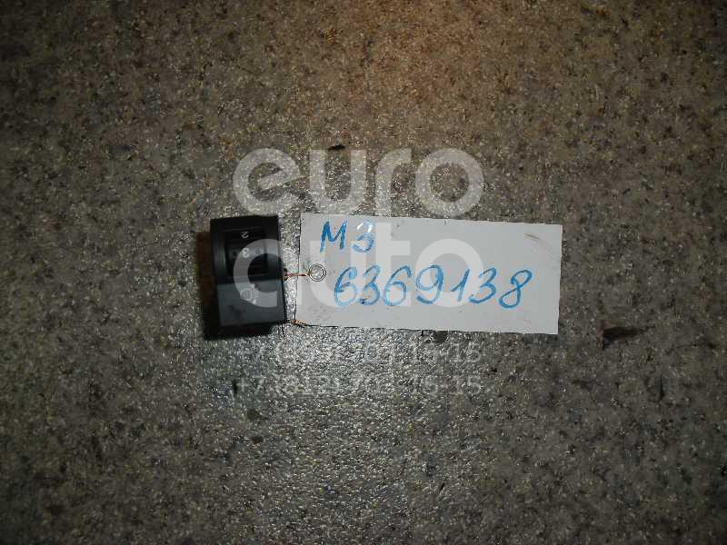 Кнопка корректора фар для Mazda Mazda 3 (BK) 2002-2009;CX 7 2007> - Фото №1