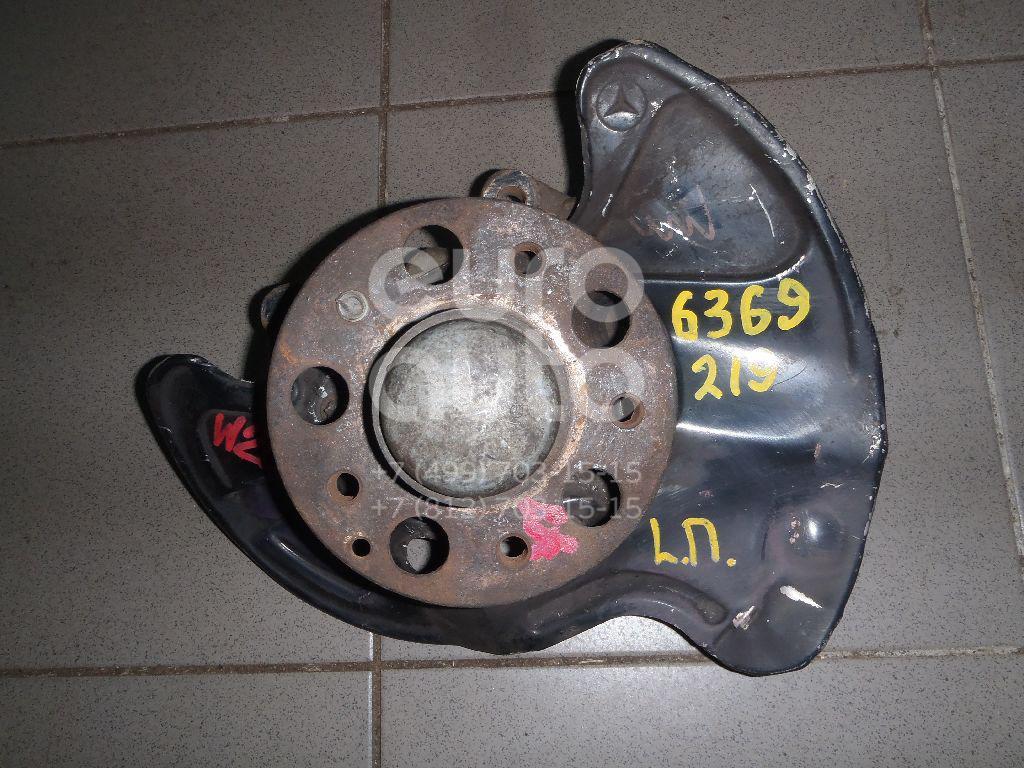 Кулак поворотный передний левый для Mercedes Benz W203 2000-2006;C209 CLK coupe 2002-2009;W204 2007>;R171 SLK 2004-2011 - Фото №1