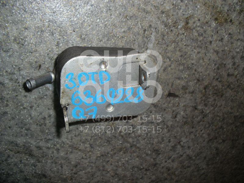 Радиатор топливный для VW Q7 [4L] 2005-2015;Touareg 2002-2010 - Фото №1