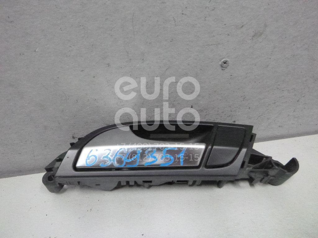 Ручка двери передней внутренняя левая для Audi Q7 [4L] 2005-2015 - Фото №1