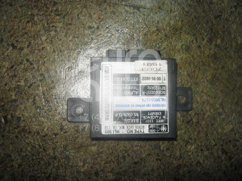 Иммобилайзер для Honda CR-V 1996-2002;Civic (MA, MB 5HB) 1995-2001 - Фото №1