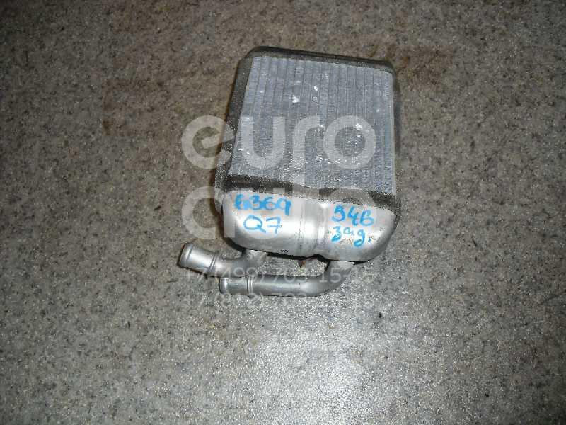 Радиатор отопителя для Audi,VW Q7 [4L] 2005-2015;Touareg 2002-2010;Touareg 2010> - Фото №1