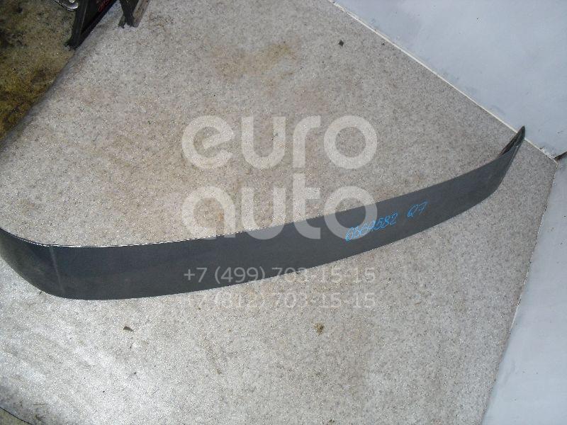 Спойлер (дефлектор) багажника для AUDI Q7 [4L] 2005-2015 - Фото №1