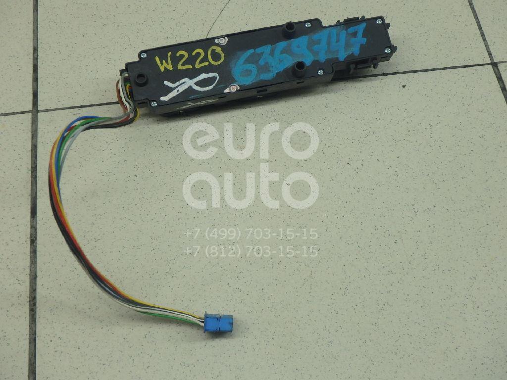 Блок управления стеклоподъемниками для Mercedes Benz W220 1998-2005 - Фото №1