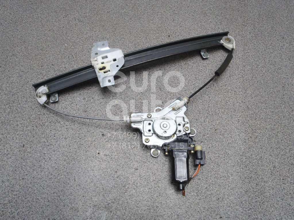 Стеклоподъемник электр. передний правый для Hyundai Getz 2002-2010 - Фото №1
