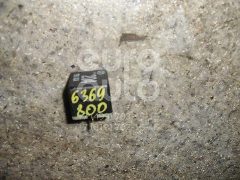 Реле для Skoda A6 [C4] 1994-1997;80/90 [B2] >1986;80/90 [B3] 1986-1991;100/200 [43] >1983;100/200 [44] 1983-1991;100 [C4] 1991-1994;A2 [8Z0] 2000-2005;A3 (8L1) 1996-2003;A4 [B5] 1994-2000;A8 1994-1998 - Фото №1