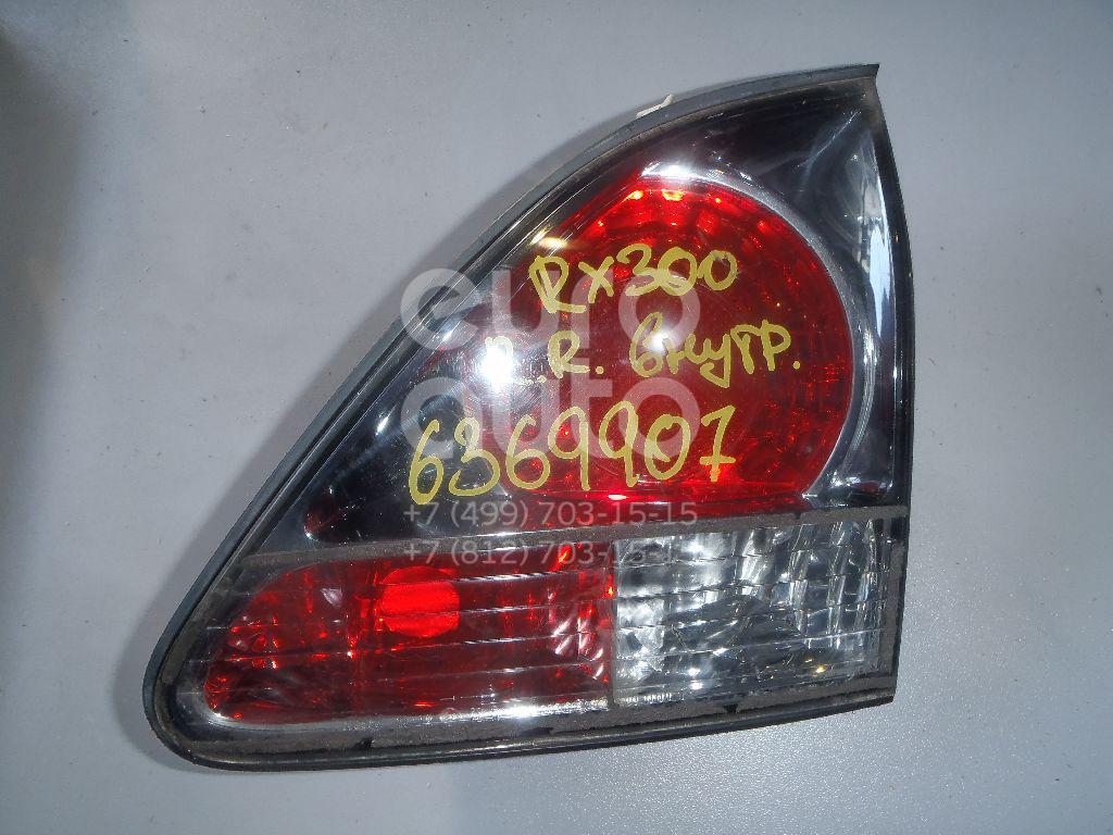 Фонарь задний правый для Lexus RX 300 1998-2003 - Фото №1