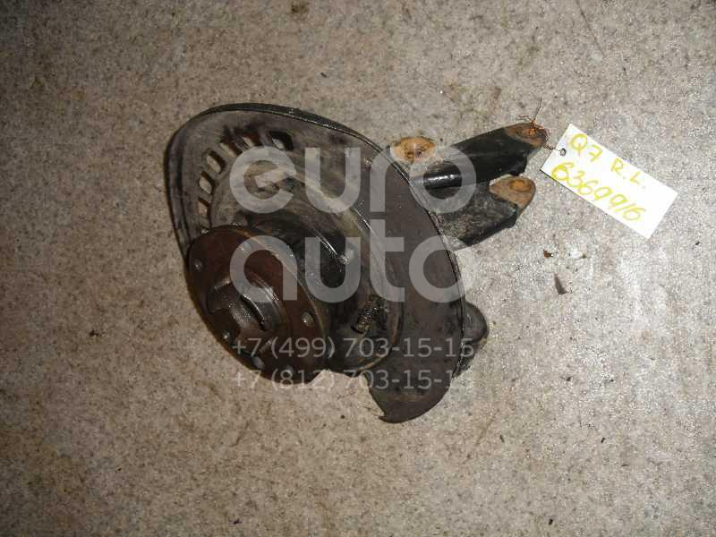Кулак поворотный задний левый для AUDI, Q7 [4L] 2005-2015 - Фото №1