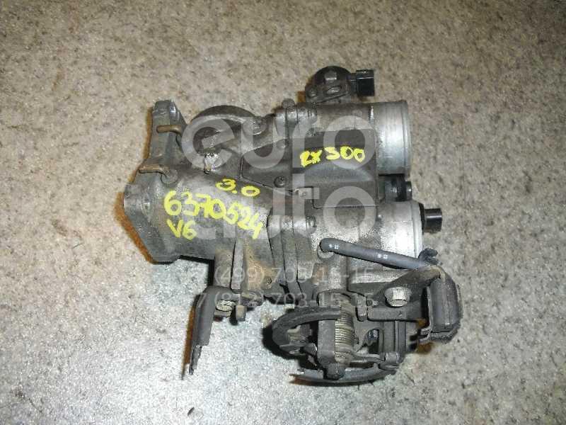 Заслонка дроссельная механическая для Lexus RX 300 1998-2003 - Фото №1