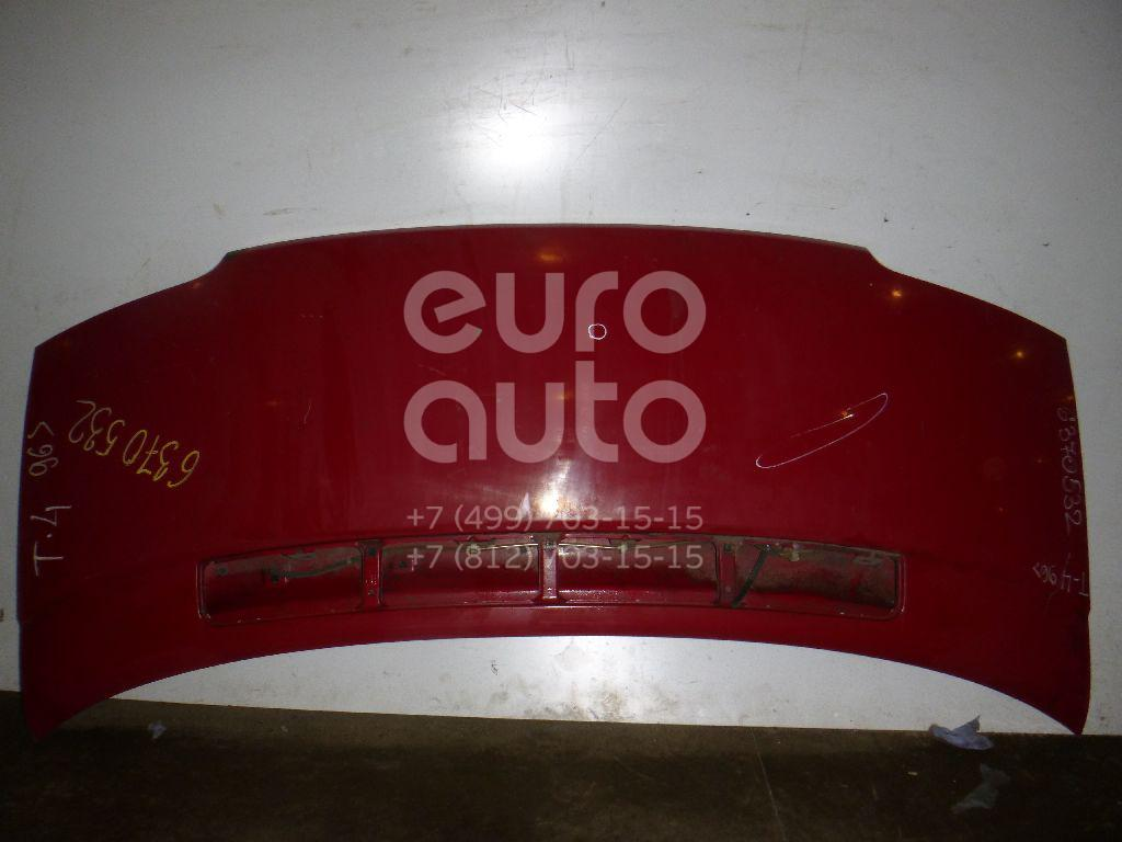 Капот для VW Transporter T4 1996-2003 - Фото №1