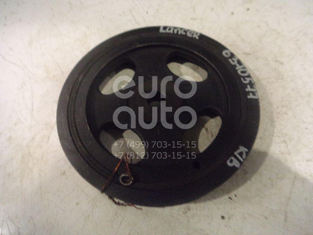 Шкив коленвала для Mitsubishi Lancer (CX,CY) 2007>;Colt (Z3) 2004-2012 - Фото №1