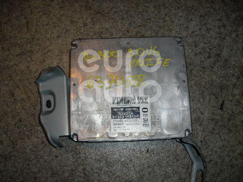 Блок управления двигателем для Lexus RX 300 1998-2003;RX 300/330/350/400h 2003-2009 - Фото №1