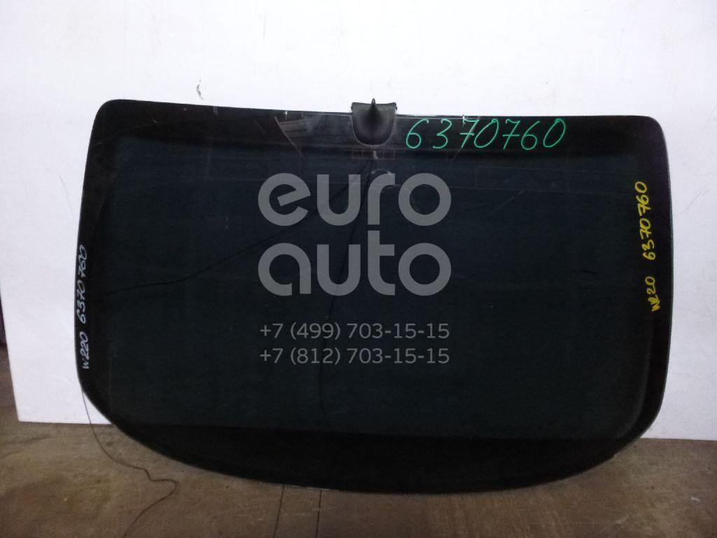 Стекло заднее для Mercedes Benz W220 1998-2005 - Фото №1