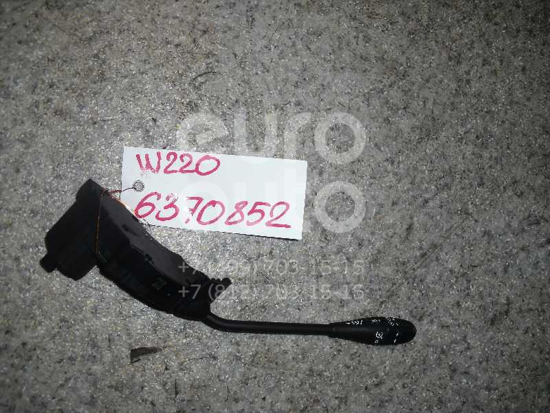 Переключатель круиз контроля для Mercedes Benz W220 1998-2005;W211 E-Klasse 2002-2009 - Фото №1