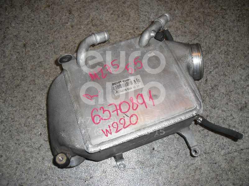 Интеркулер для Mercedes Benz W220 1998-2005 - Фото №1