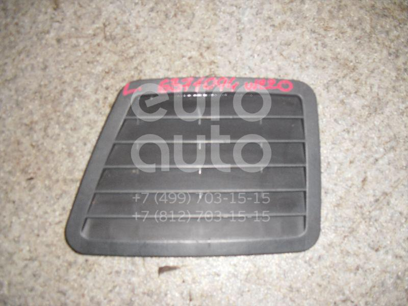 Дефлектор воздушный для Mercedes Benz W220 1998-2005;W215 coupe 1999-2006 - Фото №1