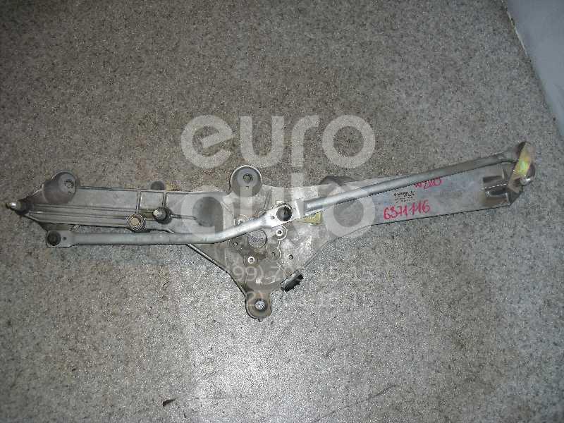 Трапеция стеклоочистителей для Mercedes Benz W220 1998-2005 - Фото №1