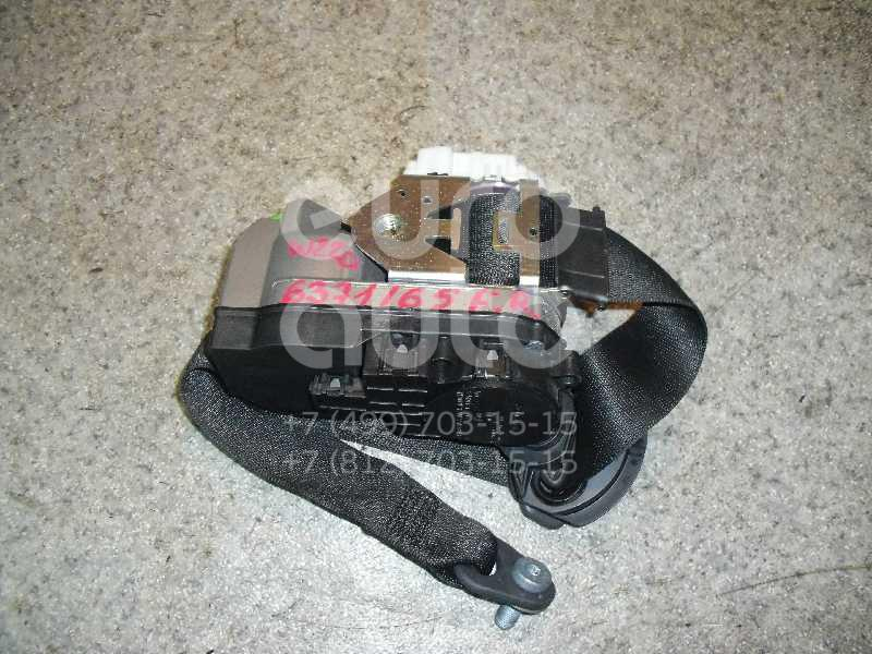 Ремень безопасности с пиропатроном для Mercedes Benz W220 1998-2005 - Фото №1