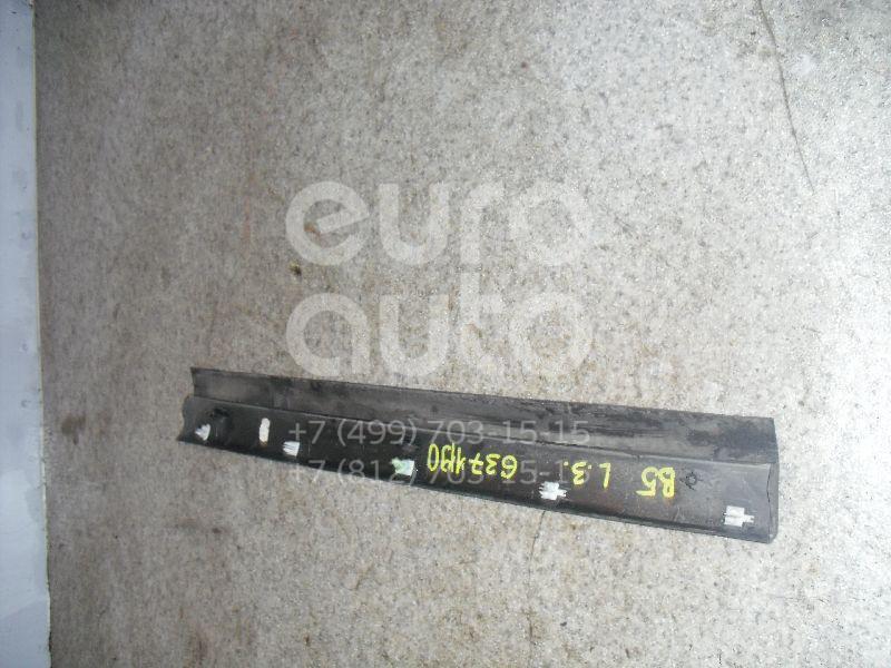Молдинг задней левой двери для VW Passat [B5] 2000-2005;Passat [B5] 1996-2000 - Фото №1