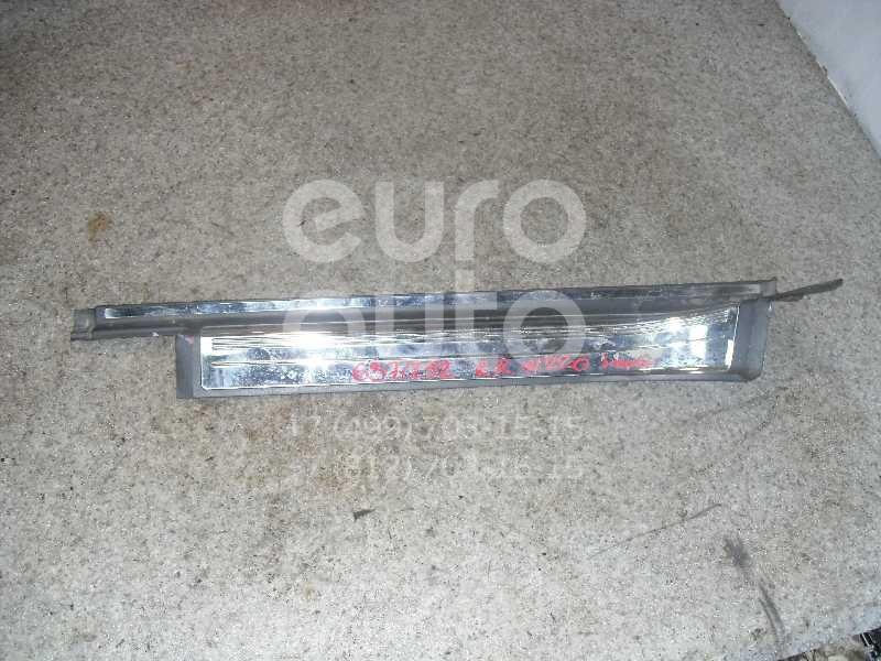 Накладка порога (внутренняя) для Mercedes Benz W220 1998-2005 - Фото №1