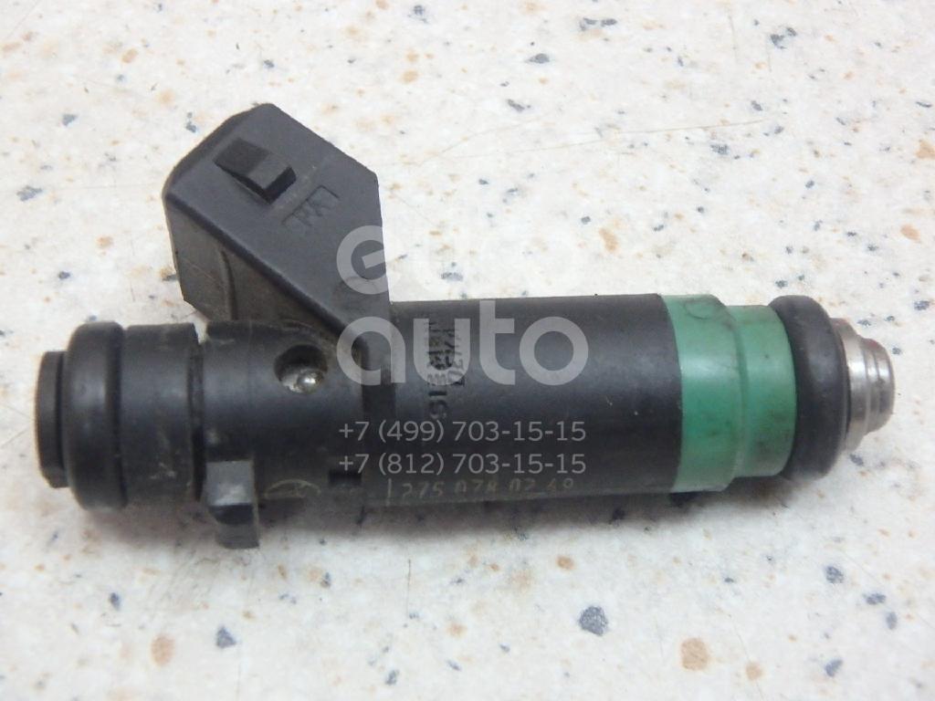 Форсунка инжекторная электрическая для Mercedes Benz W220 1998-2005 - Фото №1