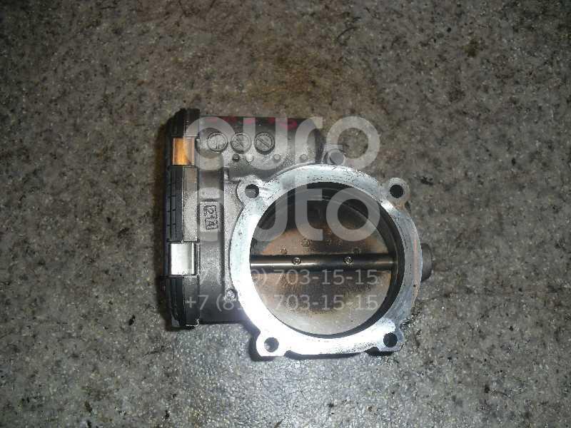 Заслонка дроссельная электрическая для Mercedes Benz W220 1998-2005;W221 2005-2013 - Фото №1