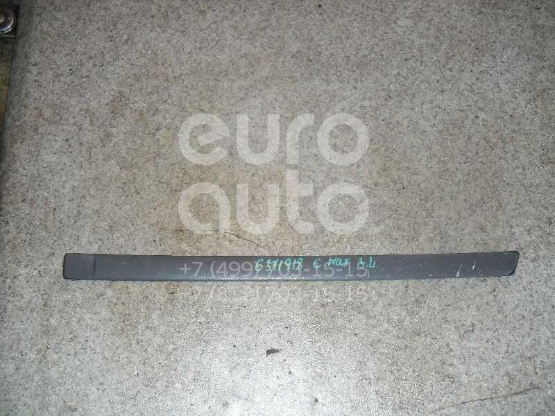 Молдинг задней левой двери для Ford C-MAX 2003-2010;Focus II 2005-2008 - Фото №1