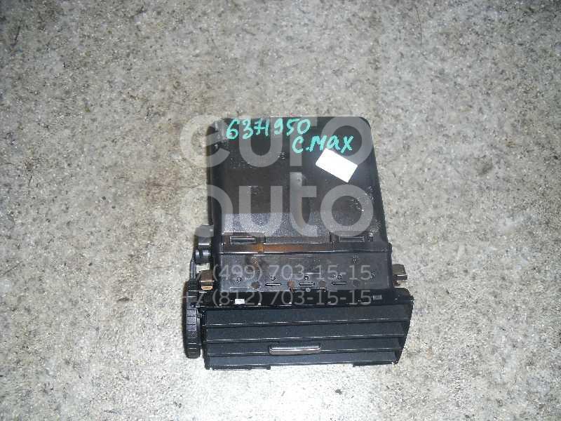 Дефлектор воздушный для Ford C-MAX 2003-2011;Kuga 2008-2012 - Фото №1