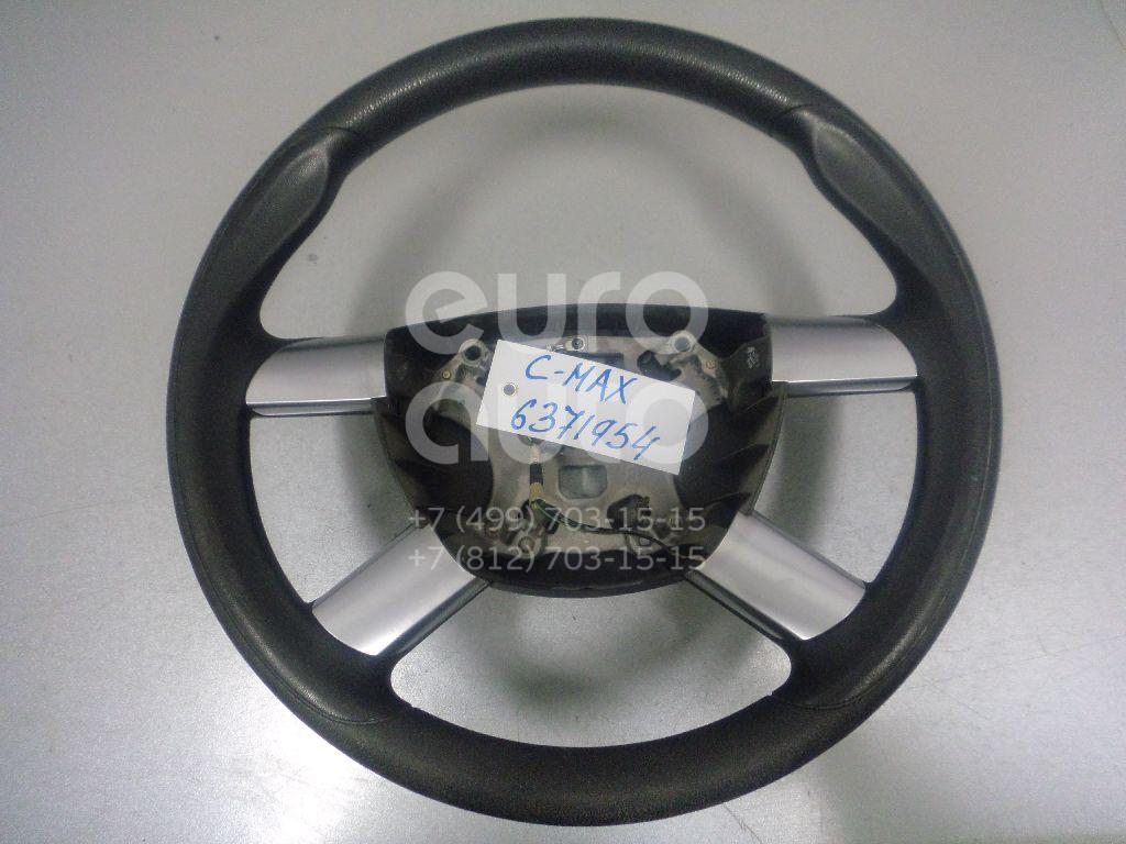 Рулевое колесо для AIR BAG (без AIR BAG) для Ford C-MAX 2003-2011 - Фото №1
