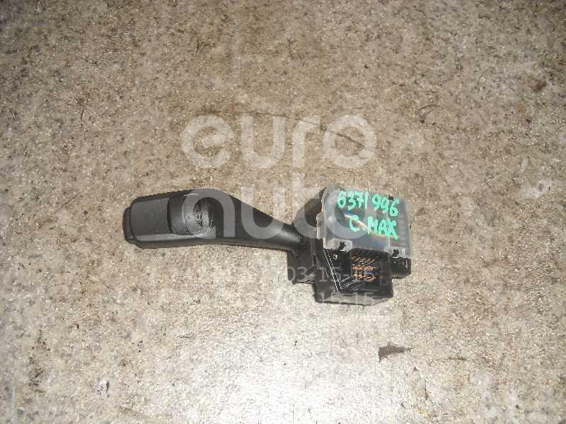 Переключатель стеклоочистителей для Ford C-MAX 2003-2011;Focus II 2005-2008;Focus II 2008-2011 - Фото №1