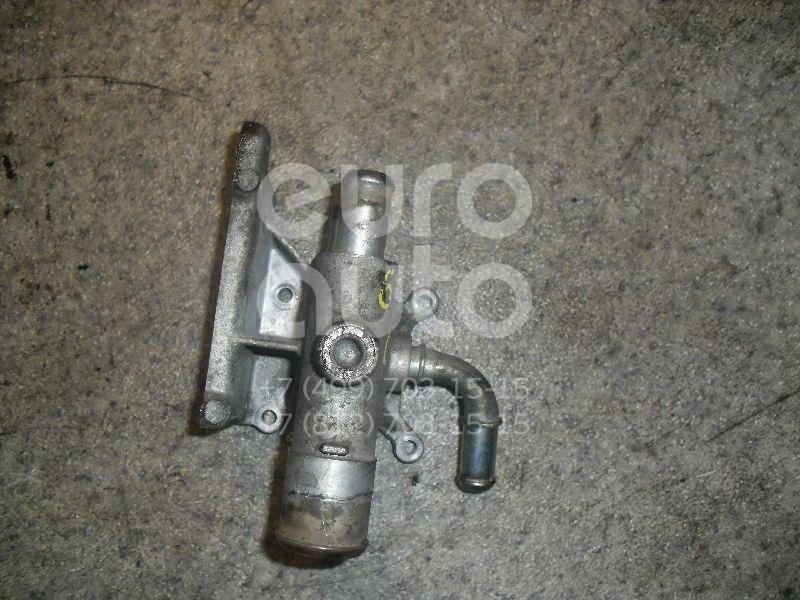 Фланец двигателя системы охлаждения для Ford C-MAX 2003-2011;Focus II 2005-2008;Fusion 2002-2012;Mondeo III 2000-2007;Fiesta 2001-2008;S-MAX 2006-2015;Mondeo IV 2007-2015;Focus II 2008-2011 - Фото №1