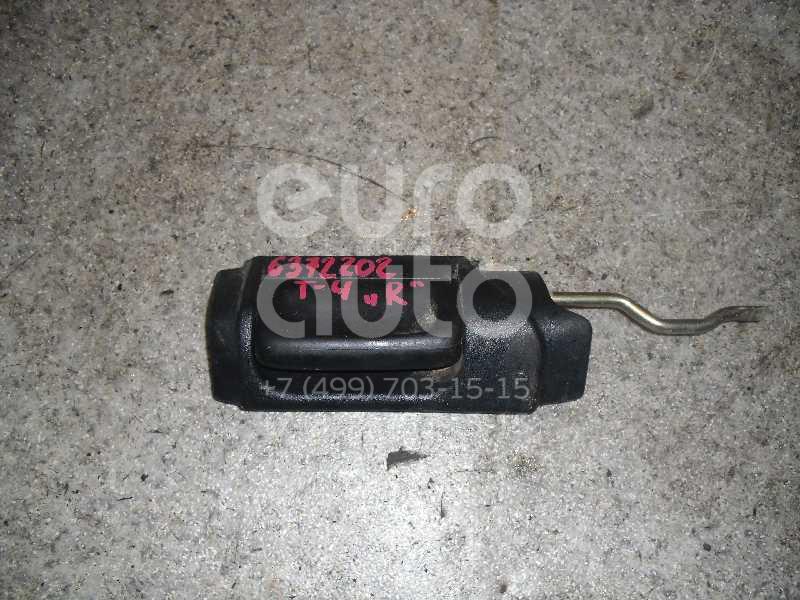 Ручка двери сдвижной внутренняя правая для VW Transporter T4 1996-2003;Transporter T4 1991-1996 - Фото №1
