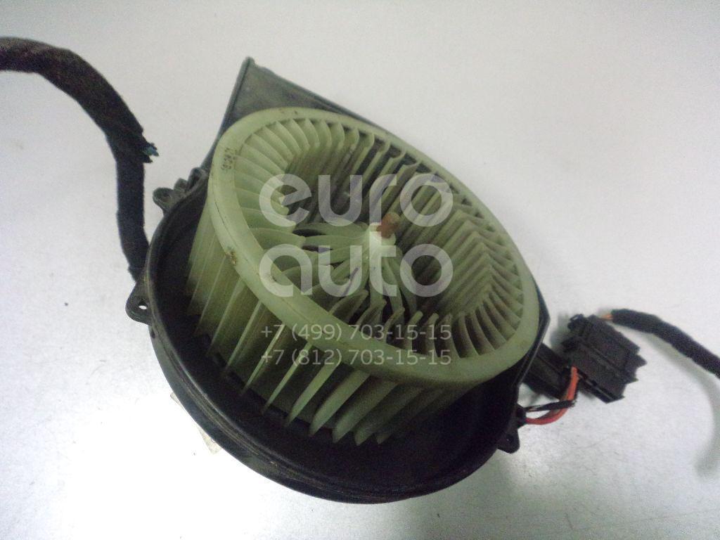Моторчик отопителя для Skoda Fabia 1999-2006;A2 [8Z0] 2000-2005;Polo 2001-2009;Ibiza V 2008>;Fabia 2007-2015;Roomster 2006>;Cordoba 2003-2008;Ibiza IV 2002-2008;Polo (HB) 2009>;A1 2010>;Polo (Sed RUS) 2011>;Rapid 2013> - Фото №1