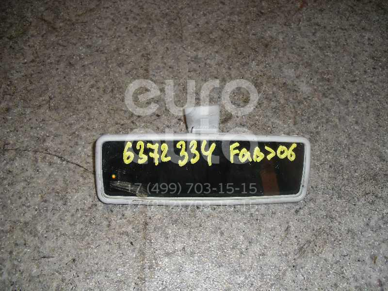 Зеркало заднего вида для Skoda,Seat,VW Fabia 1999-2007;Octavia (A4 1U-) 2000-2011;Toledo II 1999-2006;Octavia 1997-2000;Golf IV/Bora 1997-2005;Passat [B5] 1996-2000;Lupo 1998-2005;Arosa 1997-2004;Polo Classic 1995-2002;Passat [B5] 2000-2005 - Фото №1