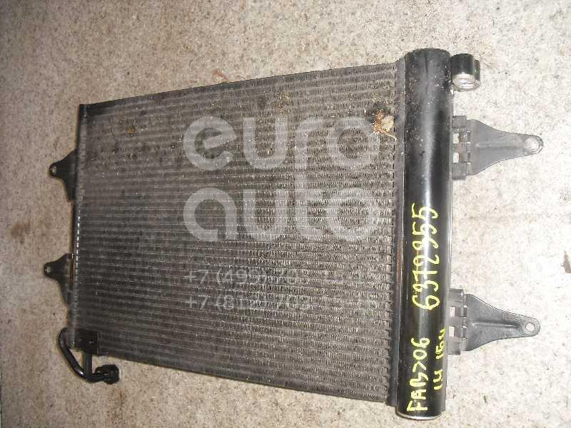 Радиатор кондиционера (конденсер) для Skoda,VW,Seat Fabia 1999-2007;Polo 2001-2009;Fabia 2007-2015;Roomster 2006-2015;Cordoba 2002-2008;Ibiza IV 2002-2008 - Фото №1