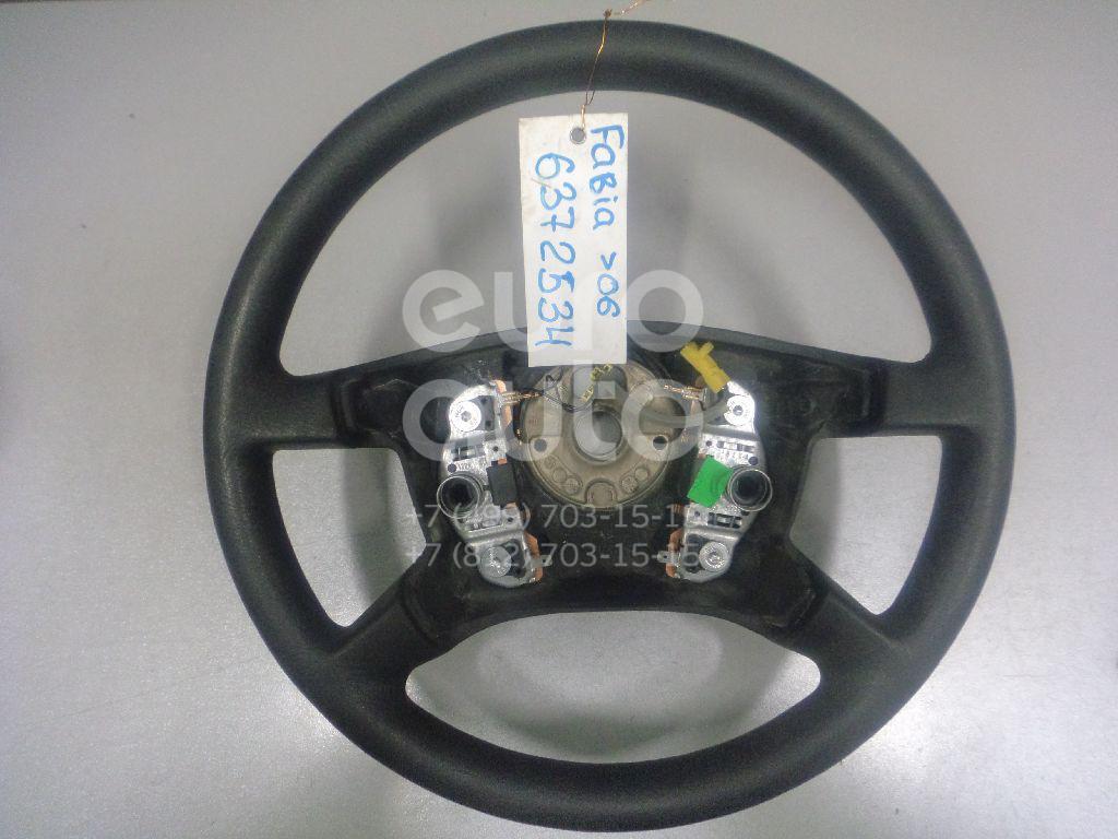 Рулевое колесо для AIR BAG (без AIR BAG) для Skoda Fabia 1999-2007 - Фото №1