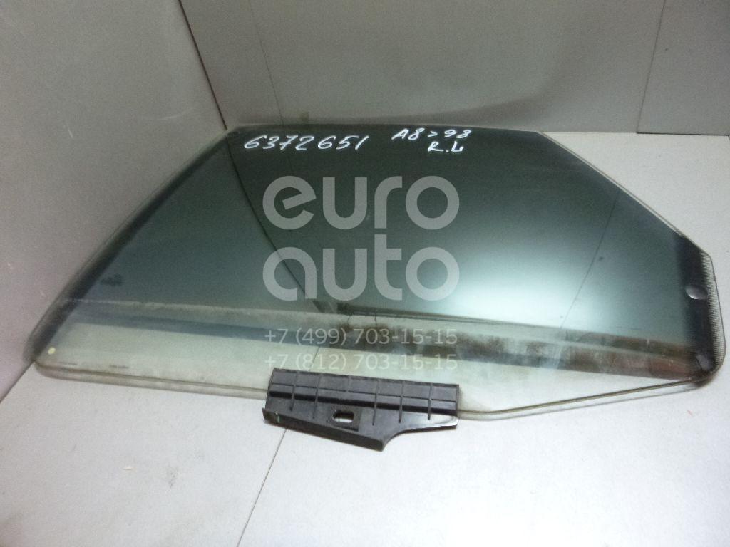 Стекло двери задней левой для Audi A8 1994-1998 - Фото №1