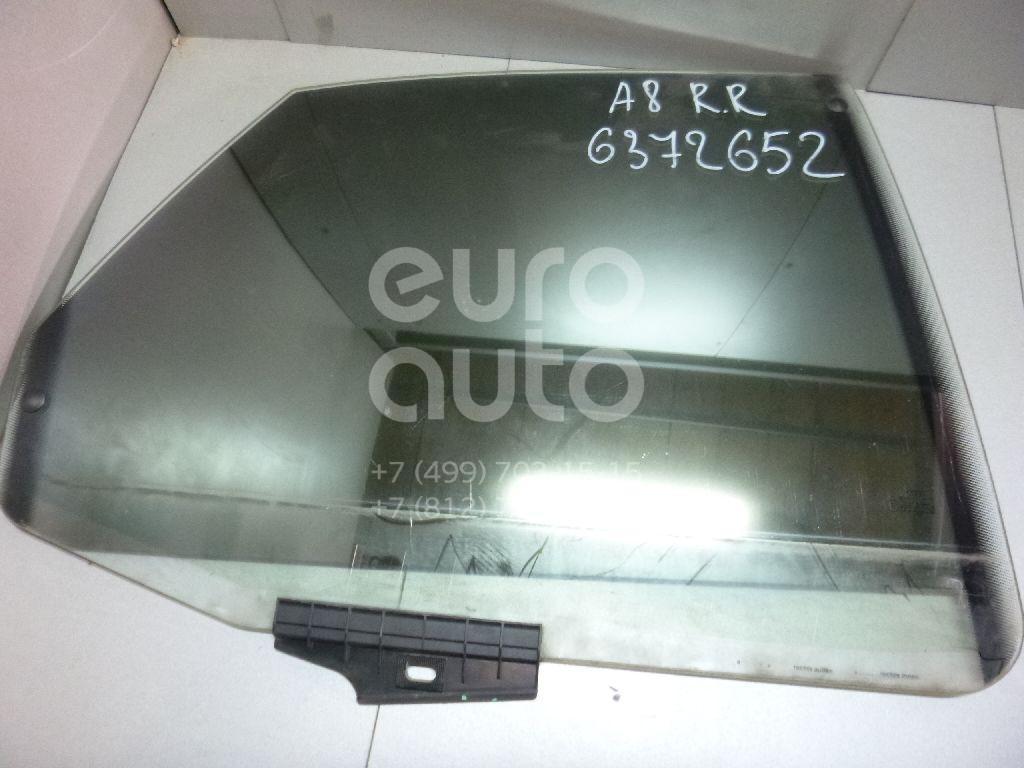 Стекло двери задней правой для Audi A8 1994-1998 - Фото №1