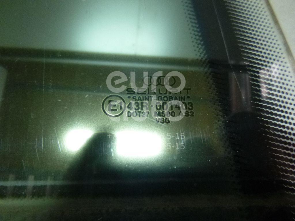Стекло двери задней правой для Audi A8 [4D] 1994-1998;A8 [4D] 1999-2002 - Фото №1