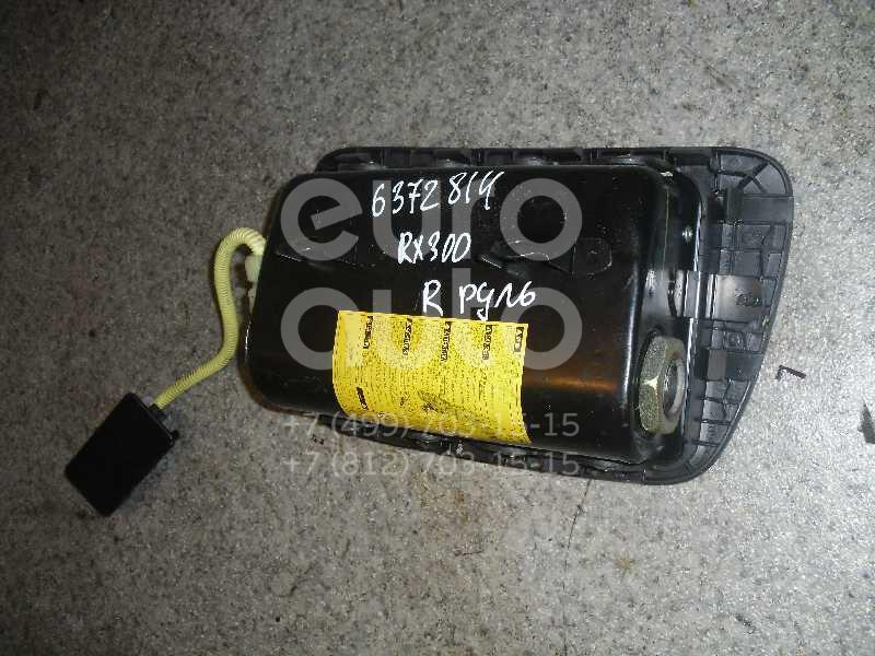 Подушка безопасности пассажирская (в торпедо) для Lexus RX 300 1998-2003 - Фото №1